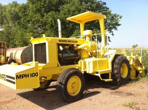 BOMAG MPH100R / MPH100S RECYCLER AND STABILIZER SERVICE REPAIR MANUAL