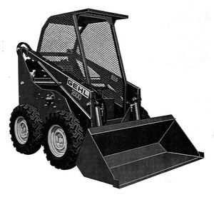 GEHL HL2500 Skid Loader Parts Manual