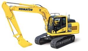 KOMATSU PC170LC-10 HYDRAULIC EXCAVATOR SERVICE REPAIR MANUAL