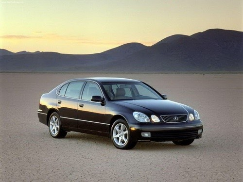 Lexus GS300 / GS430 SERVICE REPAIR MANUAL 1998-2005 DOWNLOAD