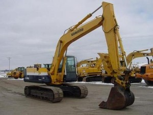 KOMATSU PC150-5 HYDRAULIC EXCAVATOR SERVICE REPAIR MANUAL