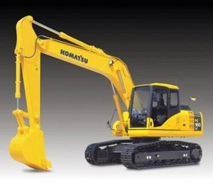 KOMATSU PC160LC-7 HYDRAULIC EXCAVATOR SERVICE REPAIR MANUAL + OPERATION & MAINTENANCE MANUAL