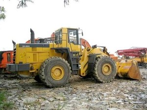 KOMATSU WA500-3 WHEEL LOADER SERVICE REPAIR MANUAL + OPERATION & MAINTENANCE MANUAL