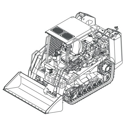 GEHL CTL65 Compact Track Loader Parts Manual