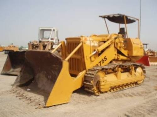 KOMATSU D75S-3 CRAWLER LOADER SERVICE REPAIR MANUAL