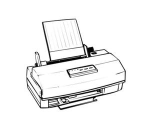 Epson Stylus Color IIs & Stylus 820 Terminal Printer Service Repair Manual
