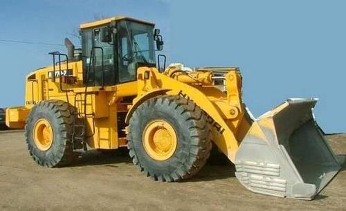 hyundai wheel loader hl770 7a complete manual