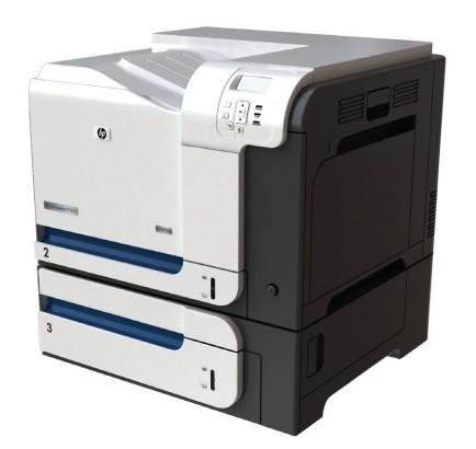 HP Color LaserJet CP3525 Series Printer Service Repair Manual