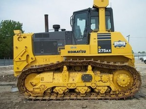 KOMATSU D275AX-5E0 BULLDOZER SHOP MANUAL+FIELD ASSEMBLY INSTRUCTION+OPERATION & MAINTENANCE MANUAL
