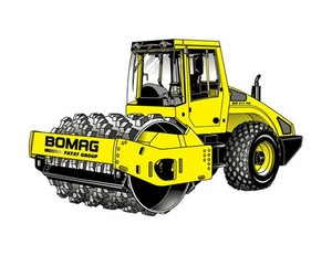 BOMAG Single drum roller BW 211 D-3 / BW 211 PD-3 OPERATION & MAINTENANCE MANUAL