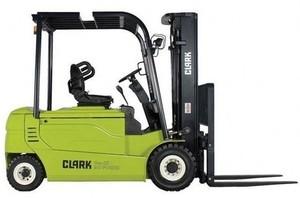 CLARK GPX 35, GPX 40, GPX 50E FORKLIFT SERVICE REPAIR MANUAL