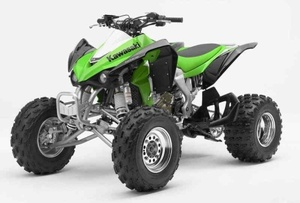 Kawasaki KFX450R All Terrain Vehicle Service Repair Manual 2008-2009 Download