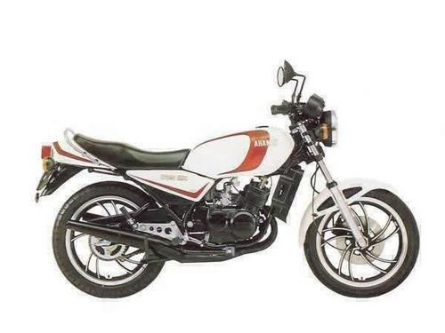 Yamaha RD250 LC, RD350 LC MOTORCYCLE SERVICE REPAIR MANUAL 1980-1982 DOWNLOAD