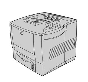 Brother Laser Printer HL-2460 Parts Reference List