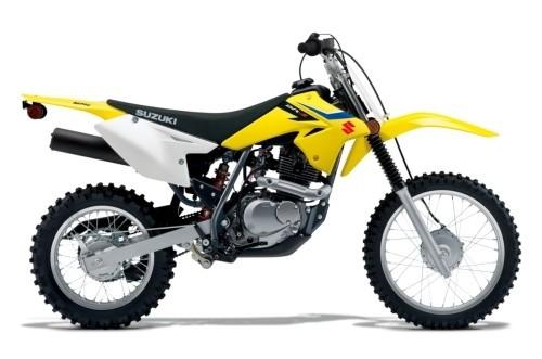 SUZUKI DR-Z125/L MOTORCYCLE SERVICE REPAIR MANUAL 2004-2008 DOWNLOAD