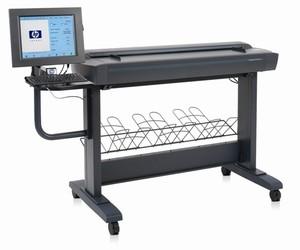 HP Designjet 820, 4500, 4520, 4530, T1100, T1120 and T1200 series Scanners Service Repair Manual