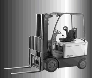 CROWN FC4000 Series Forklift Parts Manual