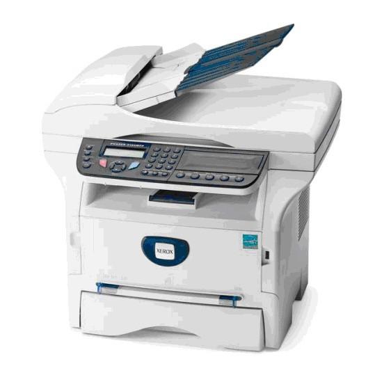 Xerox Phaser 3100MFP Multifunction Printer Service Repair Manual