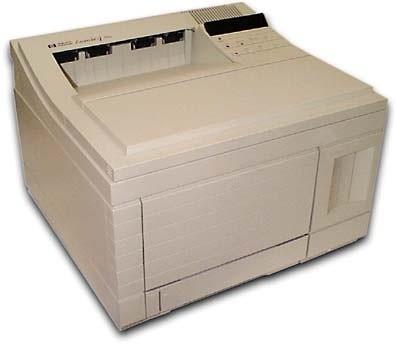 HP LaserJet 4V / 4MV (C3141A / C3142A) Service Repair Manual