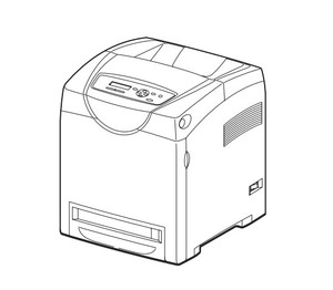 FUJI XEROX DocuPrint C3210DX, C2100 Color Laser Printer Service Repair Manual