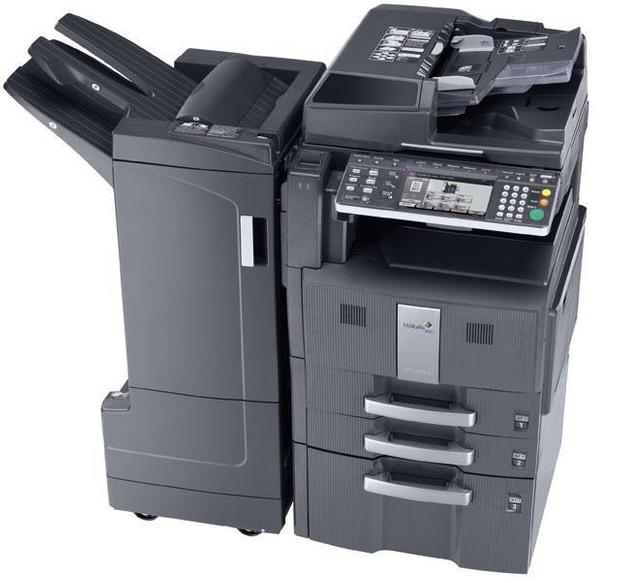 Kyocera TASKalfa 250ci/300ci/400ci/500ci Service Repair Manual + Parts List