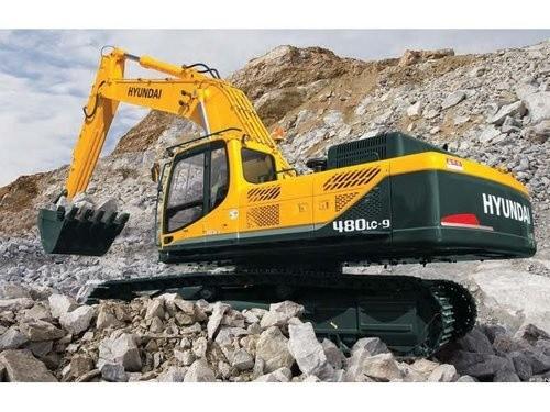 HYUNDAI R480LC-9, R520LC-9 CRAWLER EXCAVATOR SERVICE REPAIR MANUAL