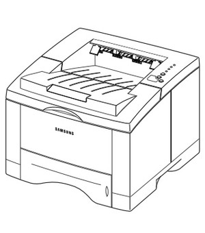 Samsung ML-1450 Series ML-1450 / ML-1451N Laser Printer Service Repair Manual