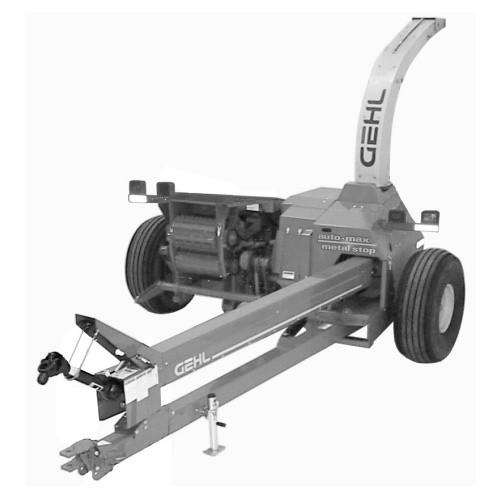 GEHL 1085/1285 Forage Harvester Parts Manual