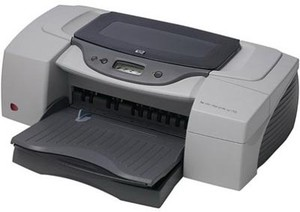 HP color inkjet printer cp1700 series Service Repair Manual