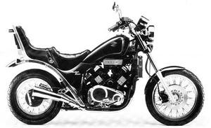 1984 SUZUKI GV700GL MADURA MOTORCYCLE SERVICE REPAIR MANUAL