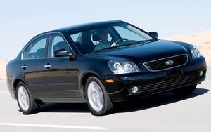 KIA OPTIMA SERVICE REPAIR MANUAL 2001-2006 DOWNLOAD