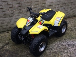Suzuki LT-A50 QuadMaster All Terrain Vehicle Service Repair Manual 2000-2005 Download