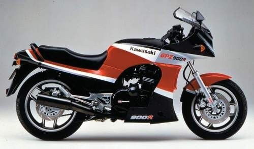 1990 KAWASAKI GPZ900R (GPZ 900 R) MOTORCYCLE SERVICE REPAIR MANUAL
