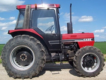CASE INTERNATIONAL 385 485 585 685 885 TRACTOR SERVICE