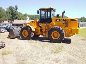 HYUNDAI HL760-7 WHEEL LOADER SERVICE REPAIR MANUAL