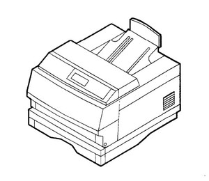 Xerox 4505 / 4510 Electronic Laser Printer Service Repair Manual