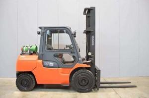 Toyota Forklift 7FG35, 7FG40, 7FG45, 7FD35, 7FD40, 7FD45, 7FGK40 Series Service Repair Manual