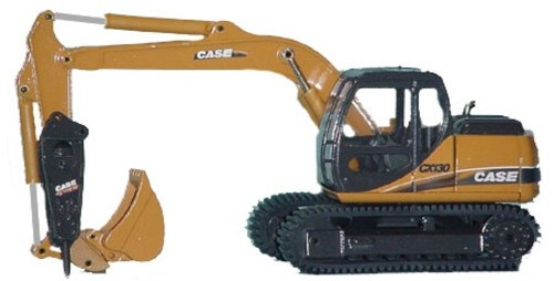 CASE CX130 CRAWLER EXCAVATORS SERVICE REPAIR MANUAL