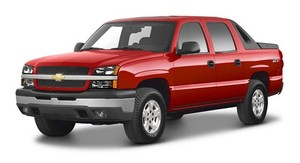 CHEVY CHEVROLET AVALANCHE SERVICE REPAIR MANUAL 2002-2006 DOWNLOAD