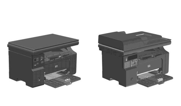 HP LaserJet Professional M1130/M1210 MFP series Service Repair Manual