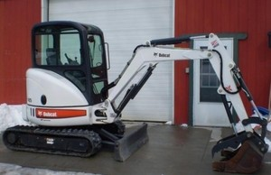 BOBCAT 425 COMPACT EXCAVATOR SERVICE REPAIR MANUAL DOWNLOAD (S/N: A1HW11001 & Above)