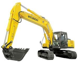 HYUNDAI R250LC-7A CRAWLER EXCAVATOR SERVICE REPAIR MANUAL