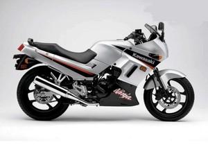 1988 KAWASAKI GPX250R, NINJA250R MOTORCYCLE SERVICE REPAIR MANUAL