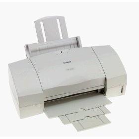 Canon BJC-6000 InkJet Printer Service Manual + Parts Catalog