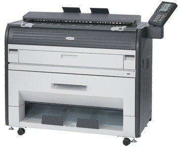 Kyocera KM-3650w Multi-Function Printer Service Repair Manual + Parts List