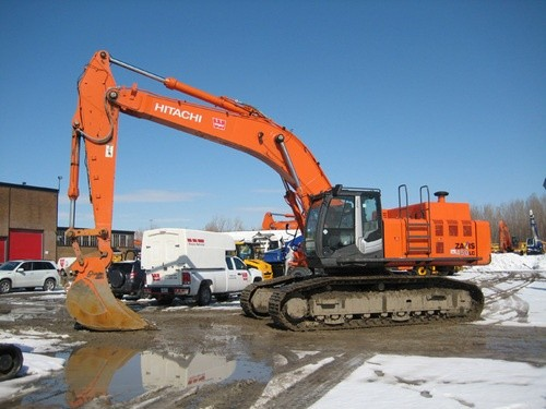 HITACHI ZAXIS450, ZAXIS470, ZAXIS500LC-3, ZAXIS520LCH-3 HYDRAULIC EXCAVATOR SERVICE REPAIR MANUAL