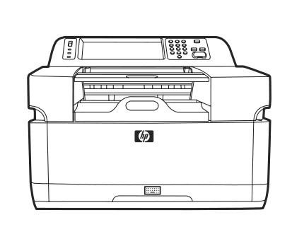 HP 9250C Digital Sender Service Repair Manual
