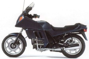 BMW K75LT, K100LT All 2V Models MOTORCYCLE SERVICE REPAIR MANUAL