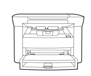 HP LaserJet M1005 MFP Service Repair Manual