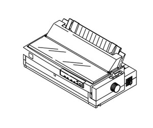 Epson LQ-2080 Impact Serial Dot Matrix Printer Service Repair Manual